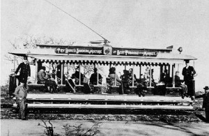 tram open air lo
