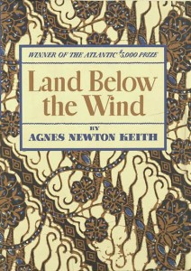 Land Below the wind front cover